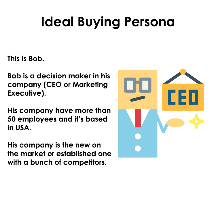 Bob CEO