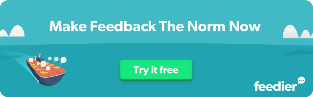 Make Feedback The Norm