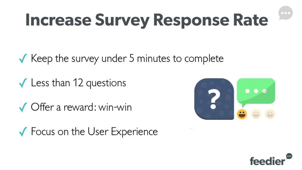 Increase Your Survey Response Rate With This Checklist