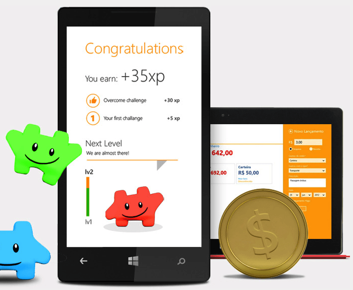 Improved CX with Gamification