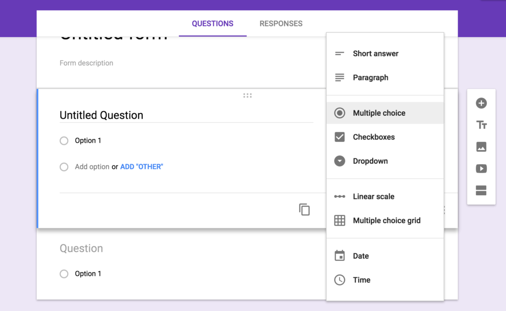 google form surveymonkey alternative