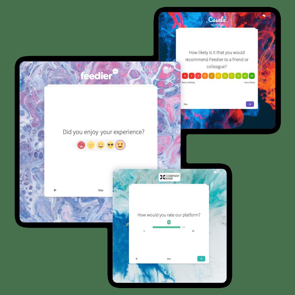 interactive surveys