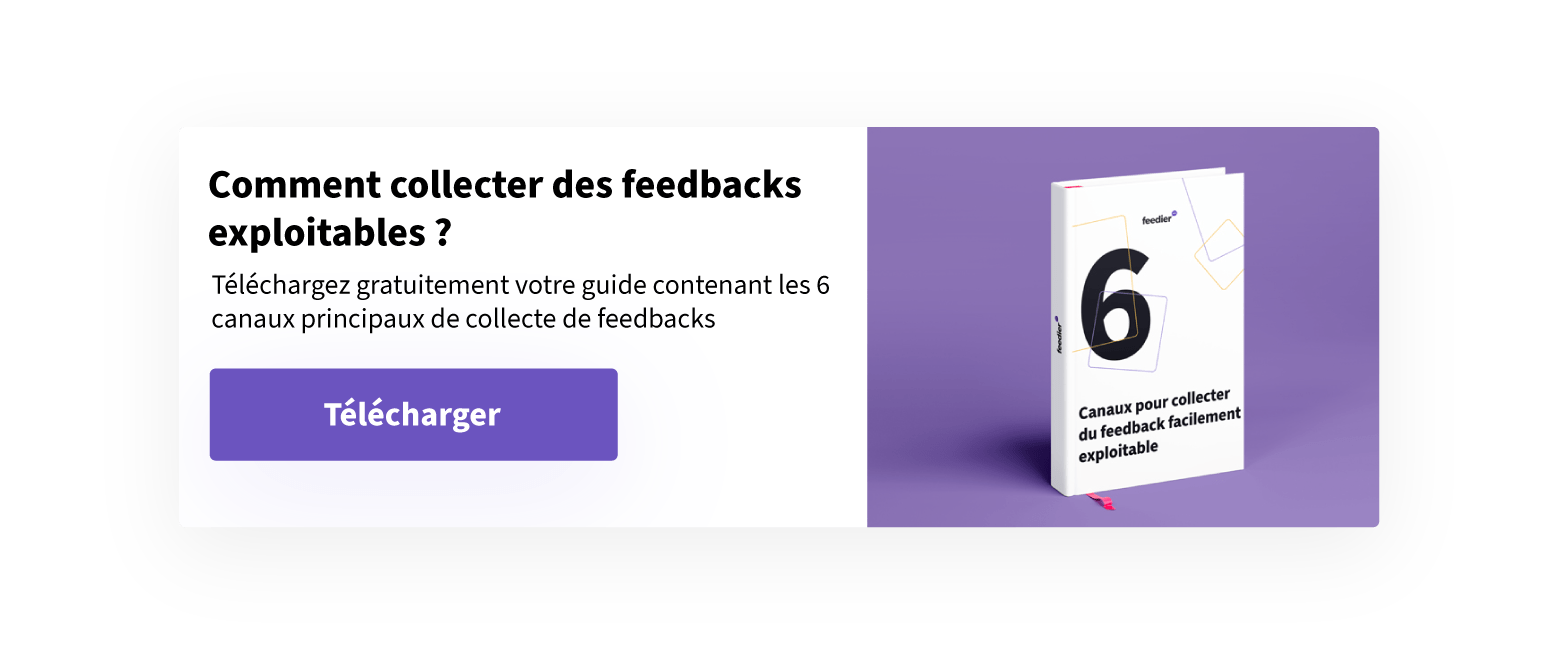 comment collecter des feedbacks