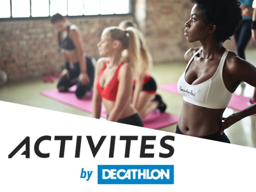 Decathlon Activites collects 2,000+ user feedback every month to improve UX