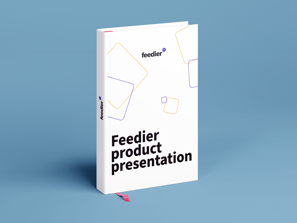 Feedier Product Presentation